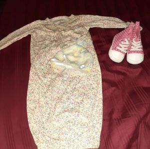 Carter's Newborn NEVER WORN Misc. Lot